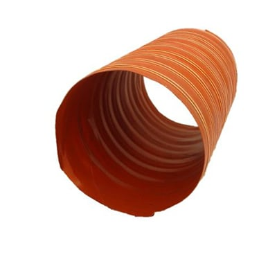 6'' HIGH TEMP FLEX HOSE-9'' LENGTH