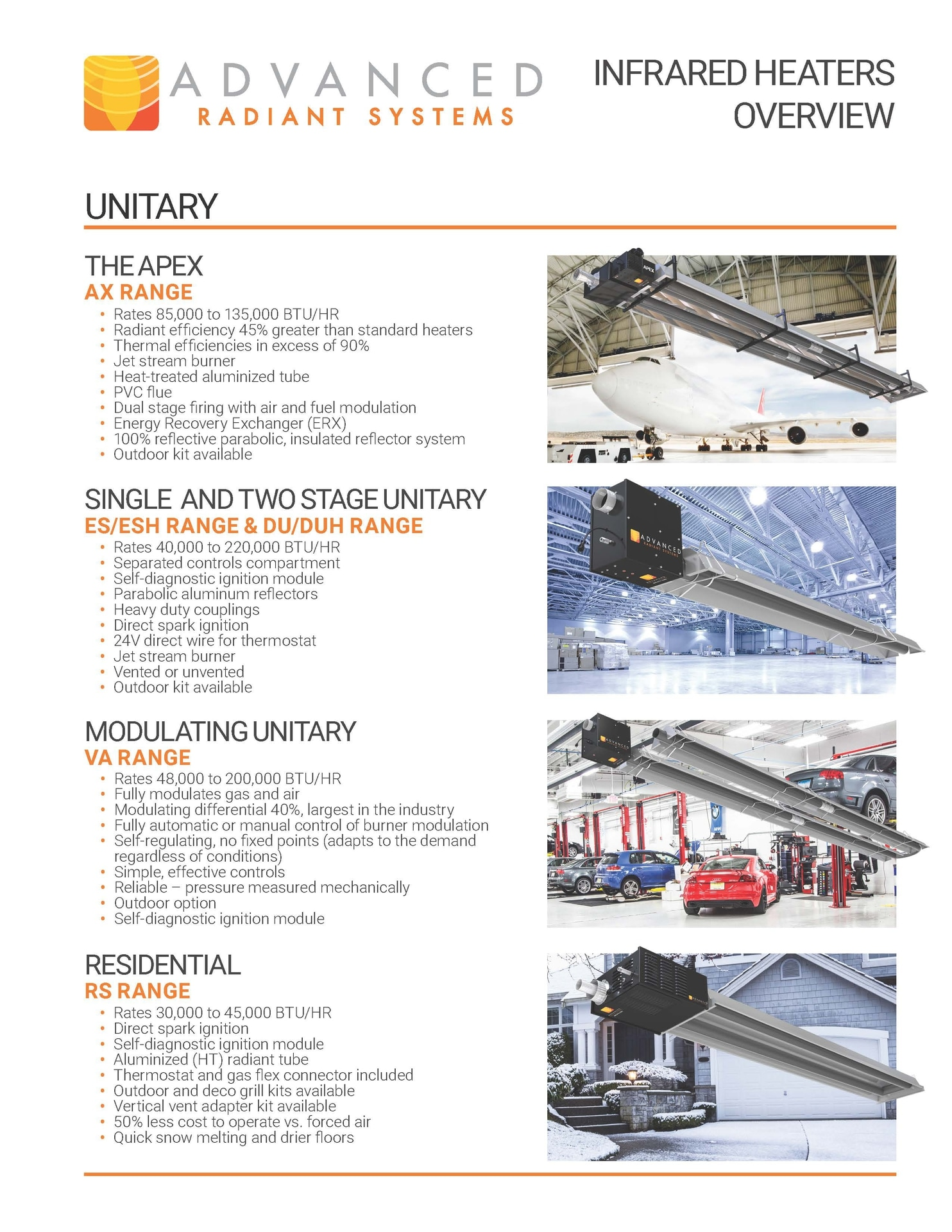 Resources Radiant Tube Heater Wiring Diagram Brochures